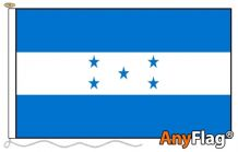 - HONDURAS ANYFLAG RANGE - VARIOUS SIZES
